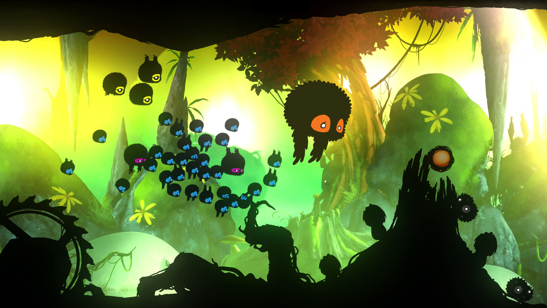 Badland Game Of The Year Edition Hitting Consoles And Steam In