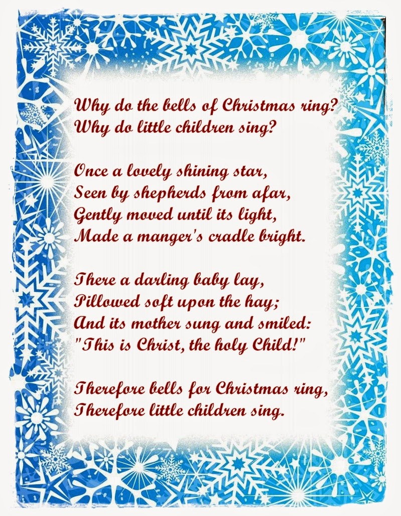 Christmas Poems For Mom 7