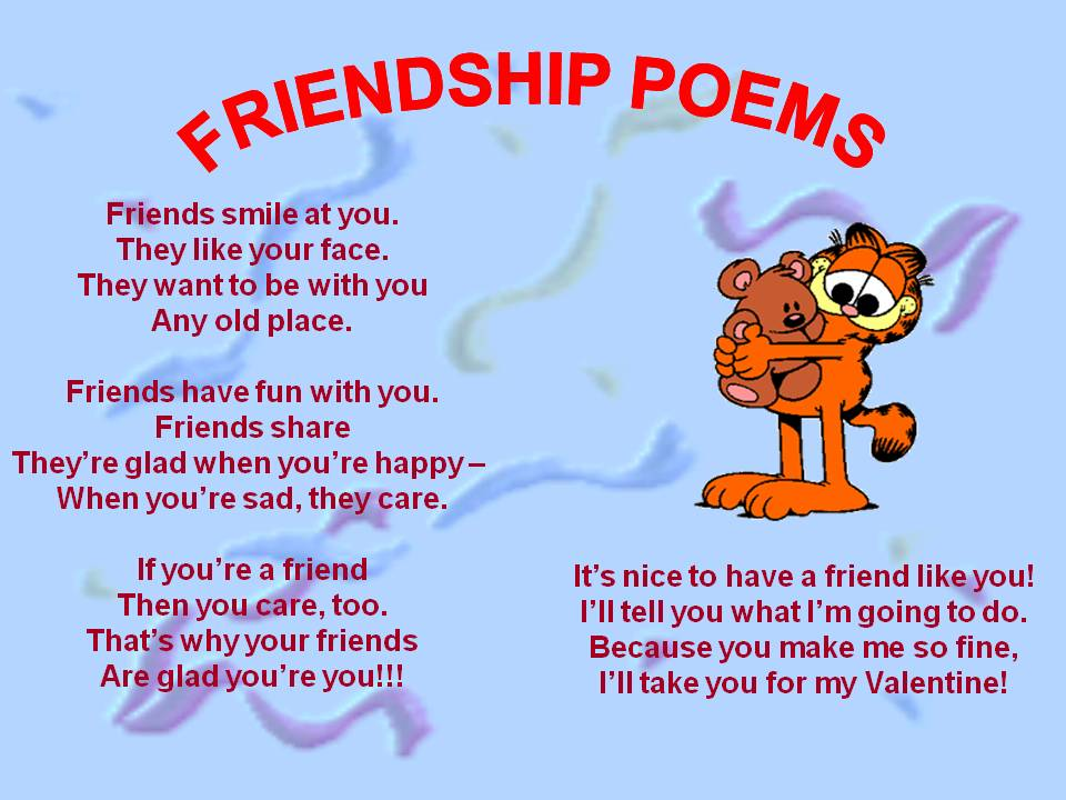 Lovely Poems For Kids 5