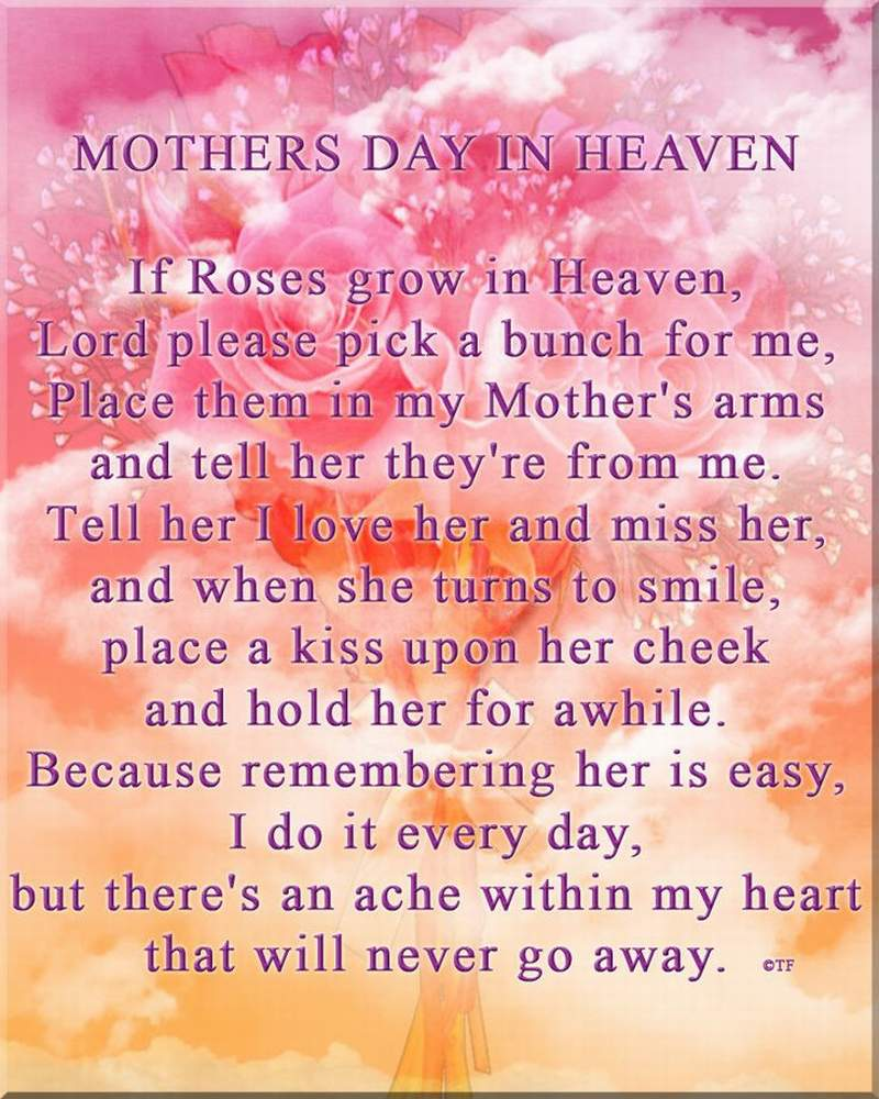 Mom Poems From Daughter That Make You Cry 7