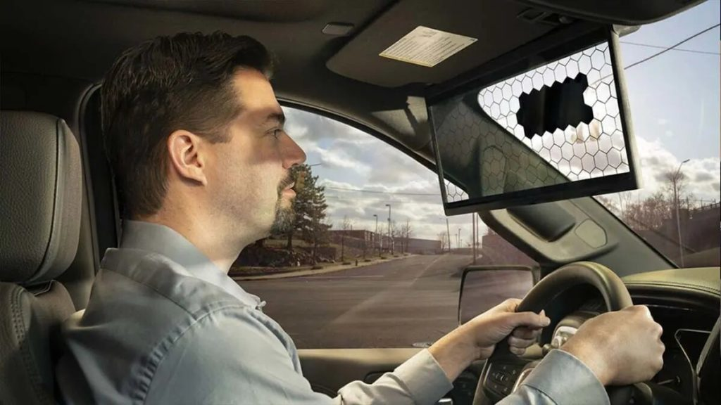Car of the future, visual inspection