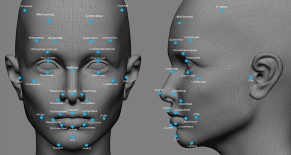 Remote face recognition