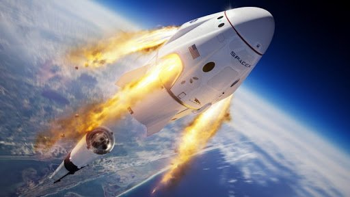 Inicie o SpaceX