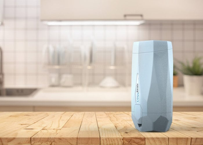 CoolBank, instant fridge for cold drinks