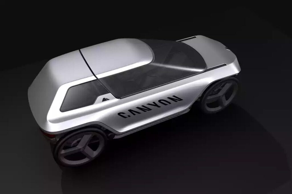 Electric recumbent bicycle and Future Mobility Concept