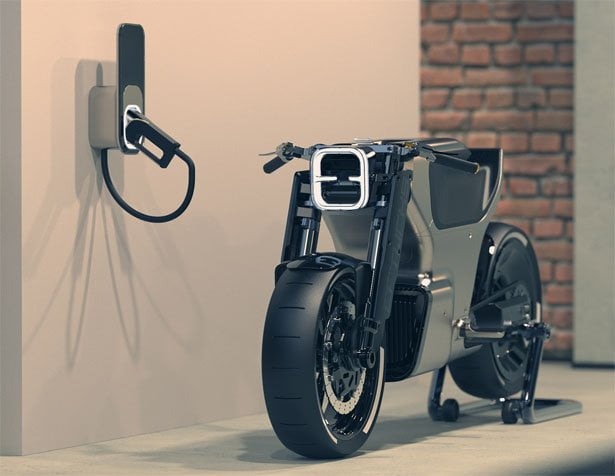 """CRTWRKS, the bike of the future that """"drives"""" both analog and digital"""