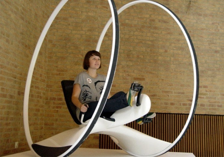 bike of the future: DiCycle