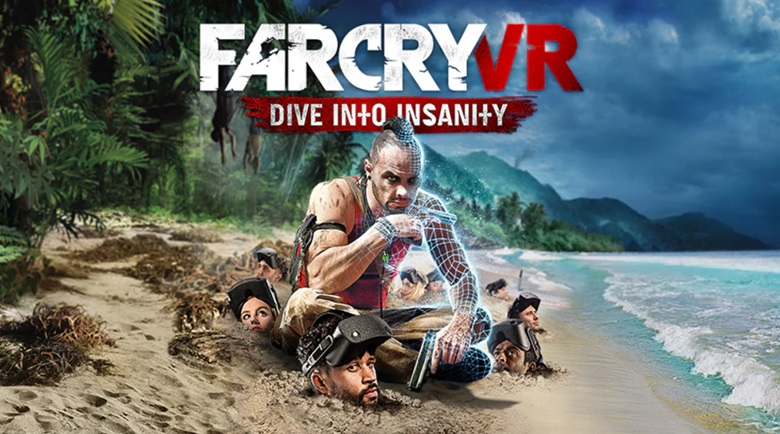 Game Far Cry VR Arena