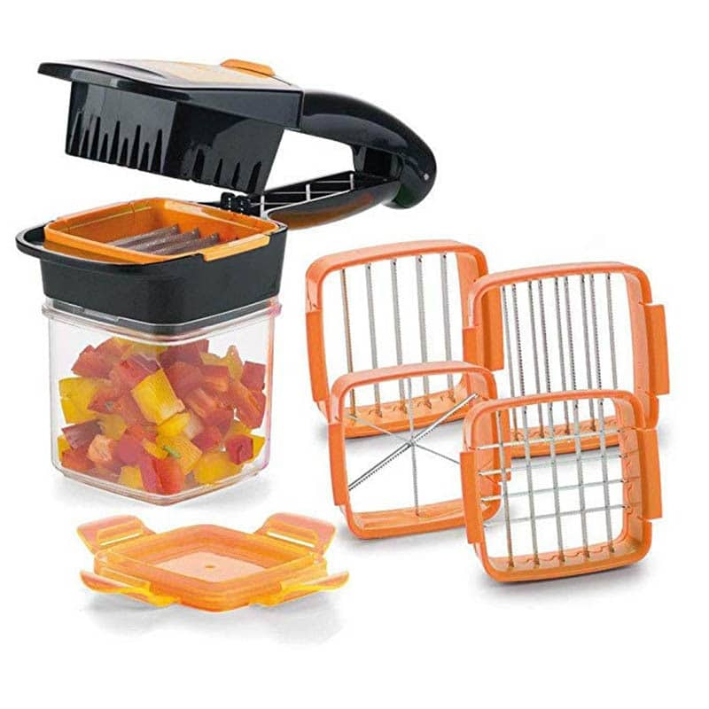 ultimate fruit and vegetable cutter
