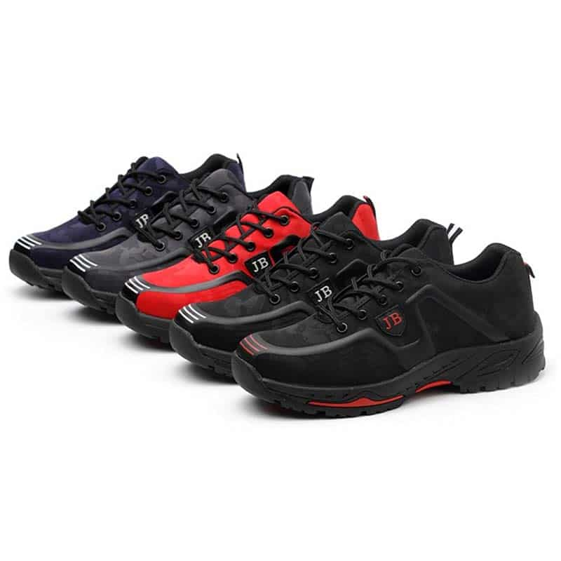 the indestructible jb shoes