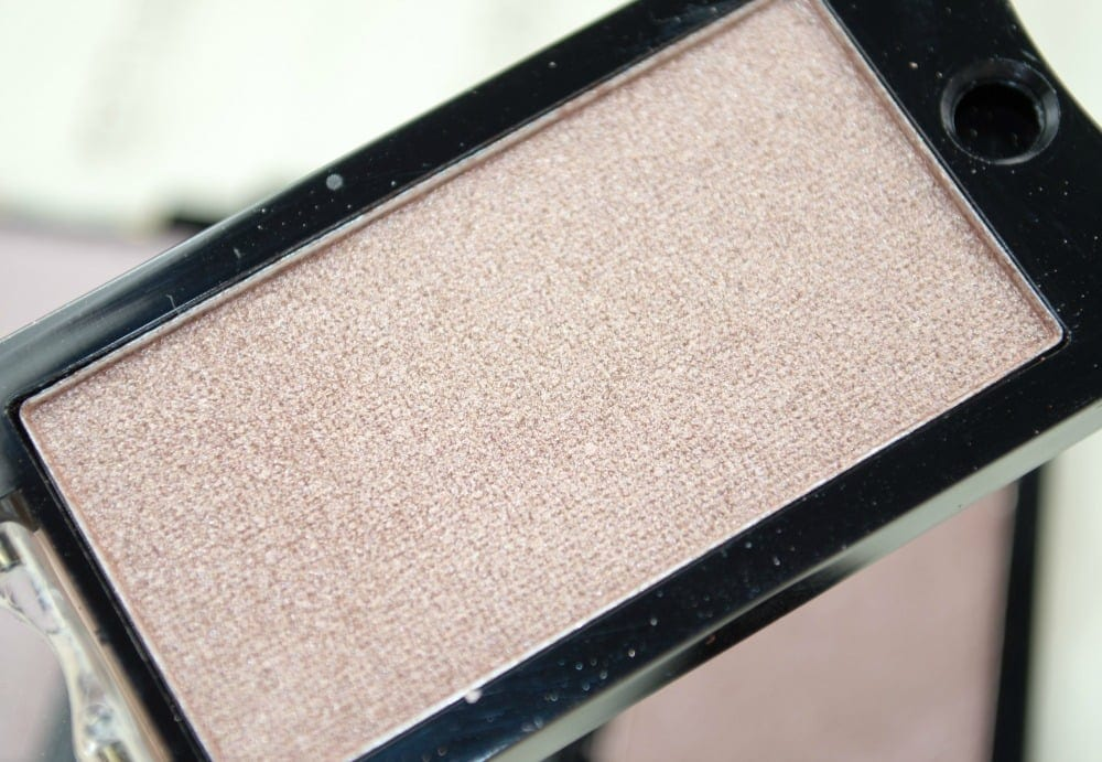 Image showing the eyeshadow compact open