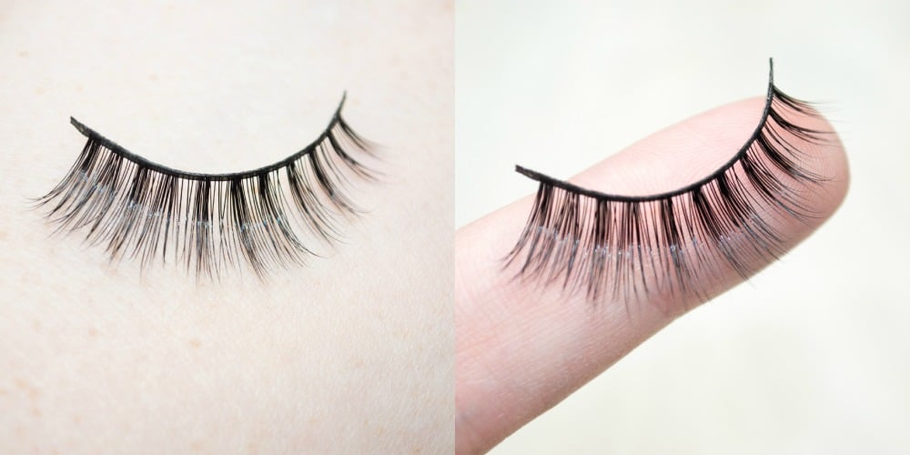 Esqido Little Black Lash and Miss Dolly Mink Lashes