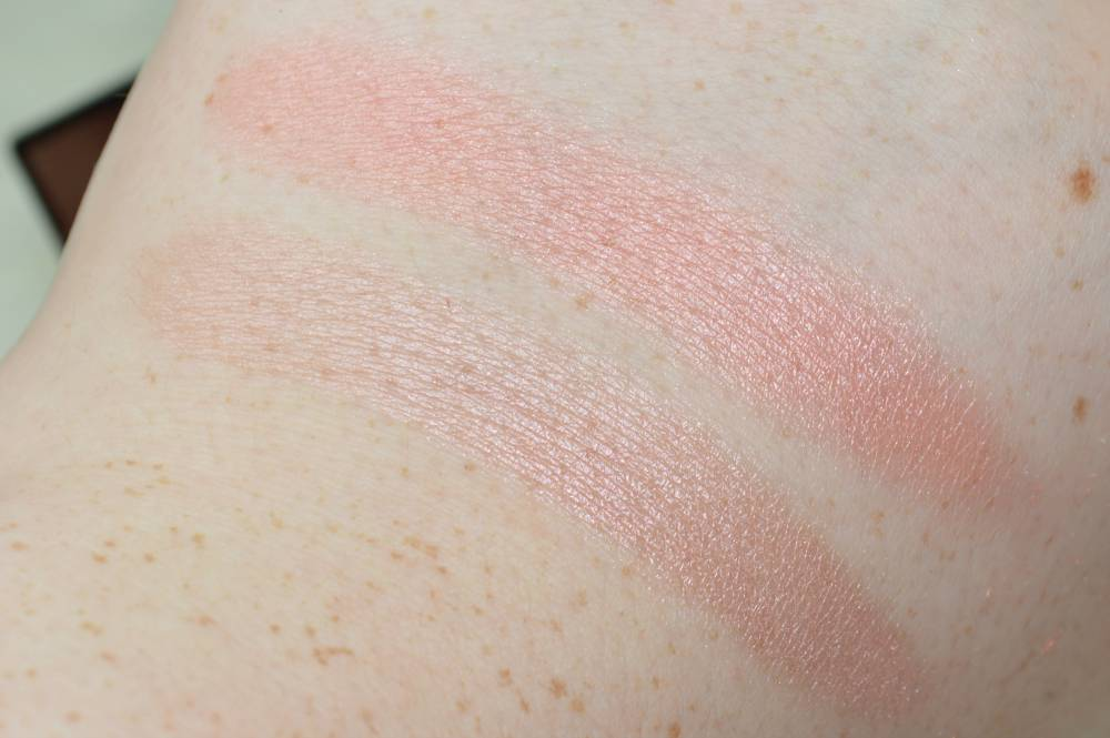Freedom Pro Blush and Highlight Palette Review / Swatches   #FreedomWeek