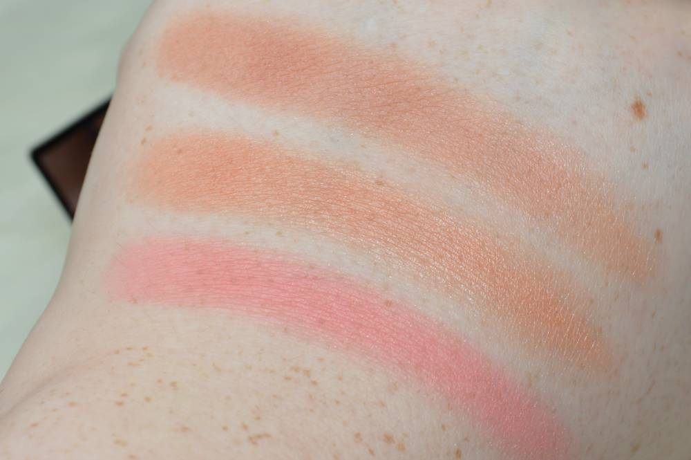 Freedom Pro Blush and Highlight Palette Review / Swatches | #FreedomWeek