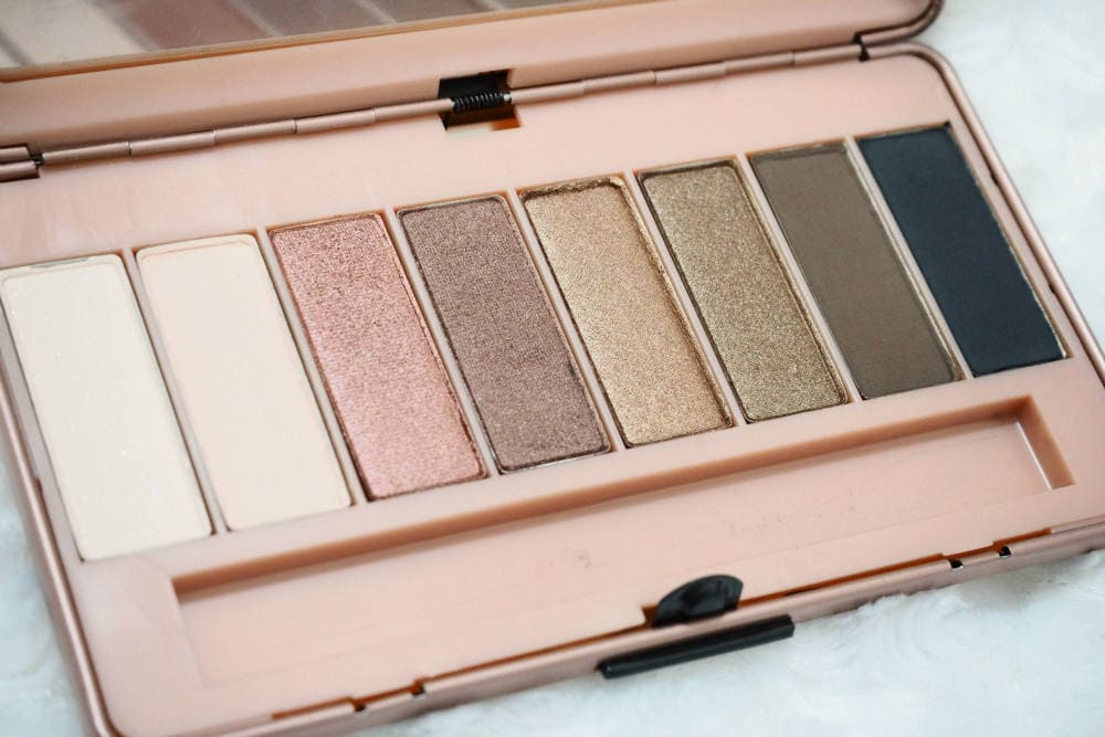 Pur Minerals Secret Crush Eyeshadow Palette