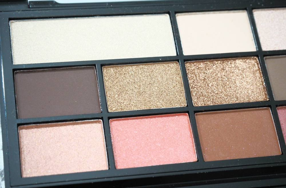 Makeup Revolution Chocolate Vice Eyeshadow Palette