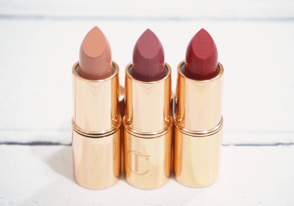 Charlotte Tilbury Hot Lips Mini Celebrity Lipstick Charms