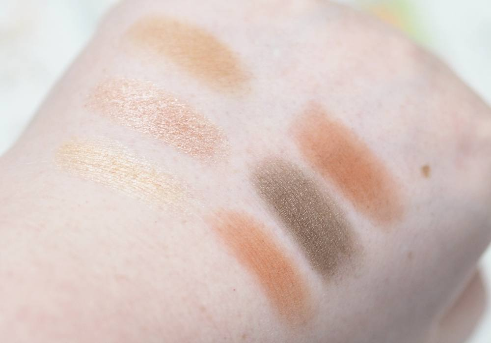 Pixi x Weylie Dimensional Eye Creator Palette and Eyeliner Set Swatches and Review