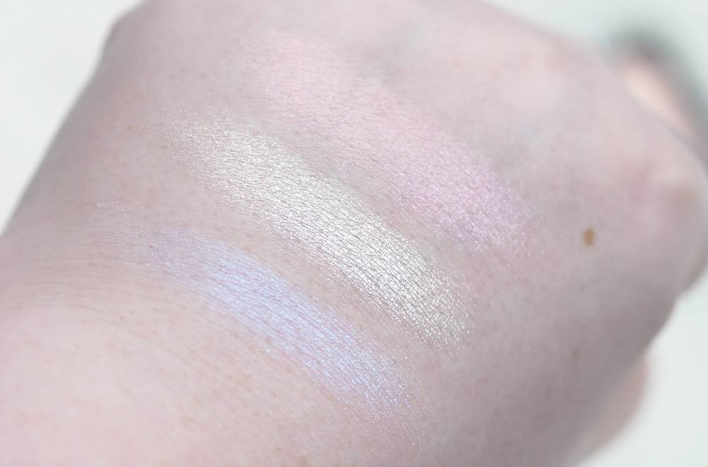 Revolution Pro Ice Supreme Highlighter Review and Swatches