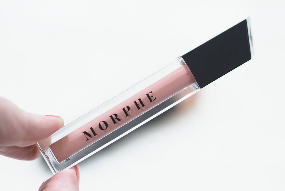 Morphe Lip Gloss in Boho Review and Swatches available from Cult beauty