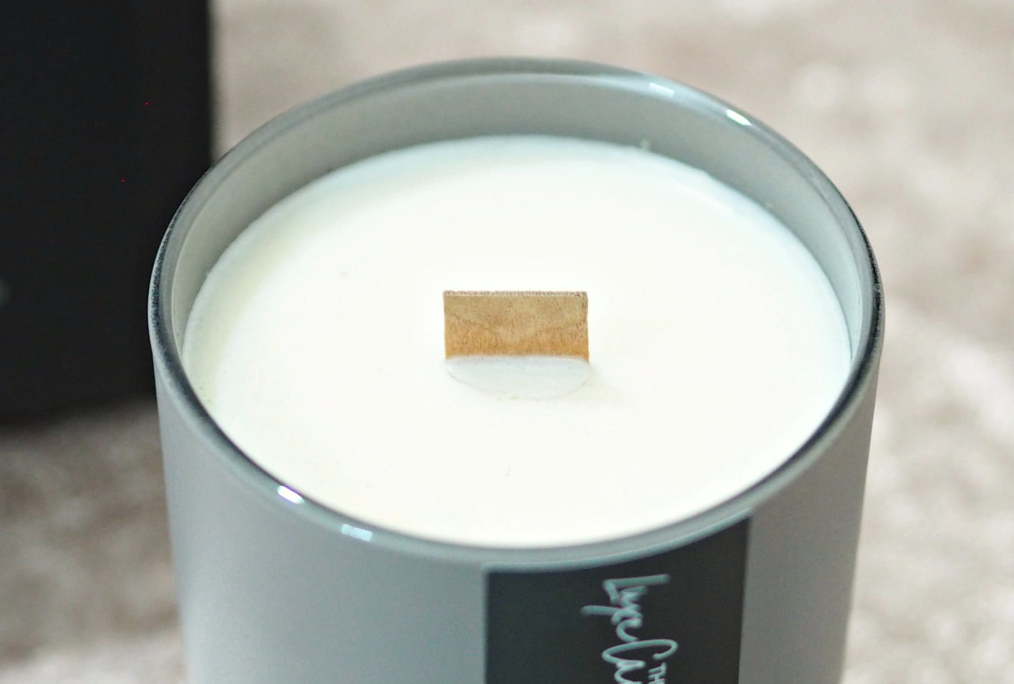 The Luxe Candle Co Christmas Ginger Nuts Candle