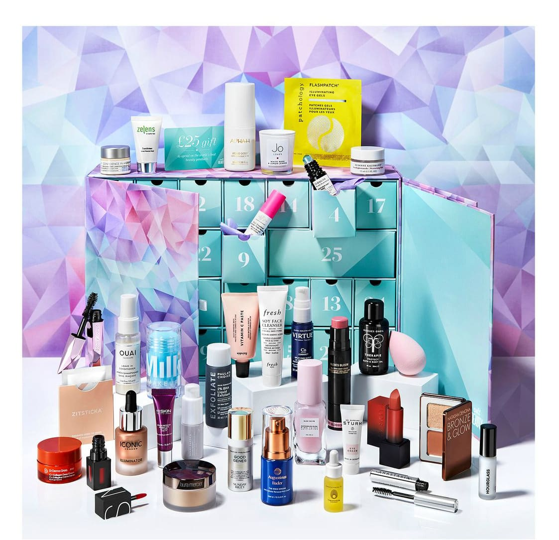 Cult Beauty Advent Calendar 2019 With Contents Reveal