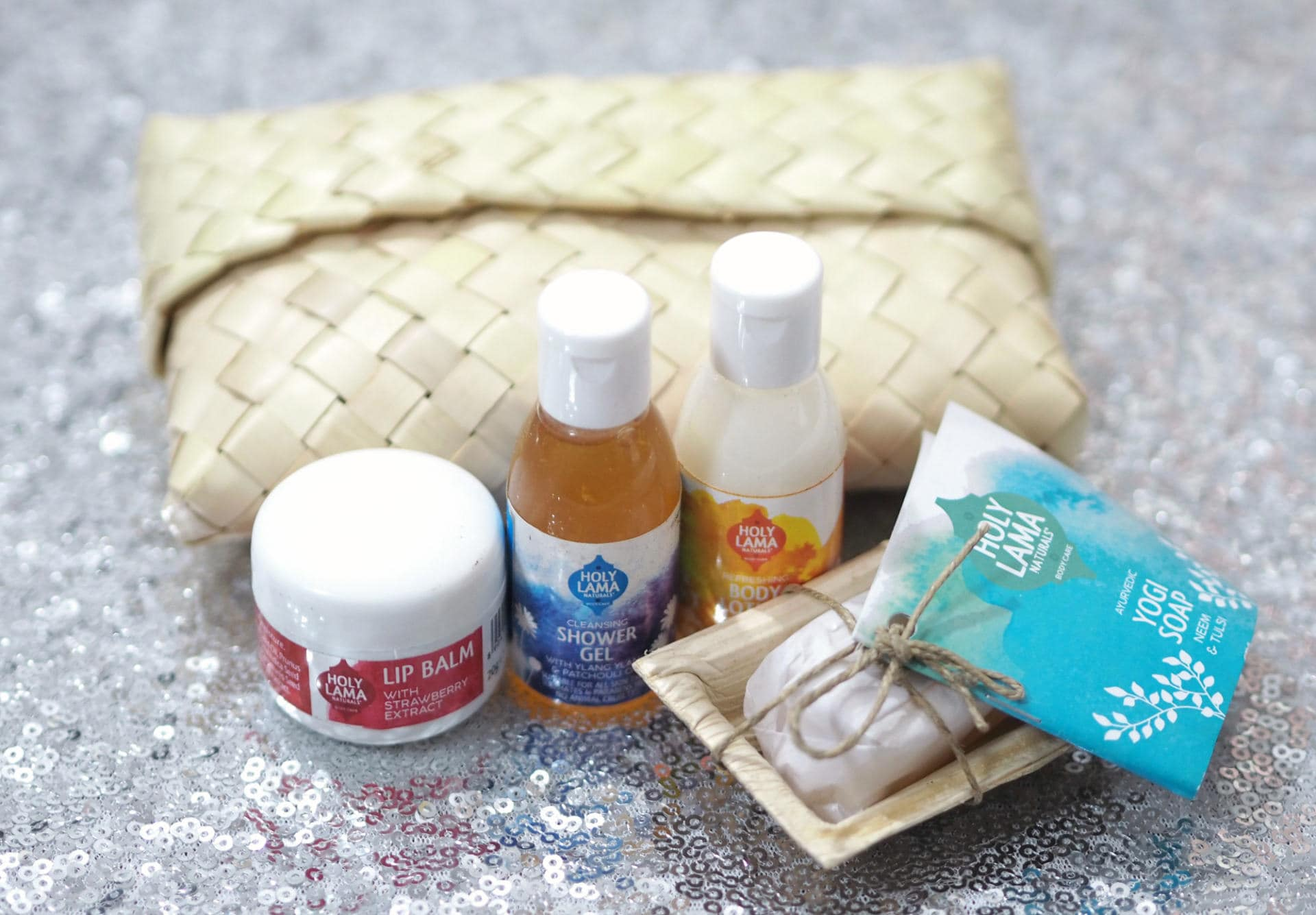 Christmas Stocking Filler Gift Guide 2019 - Holy Lama Naturals Body Boon Gift Set