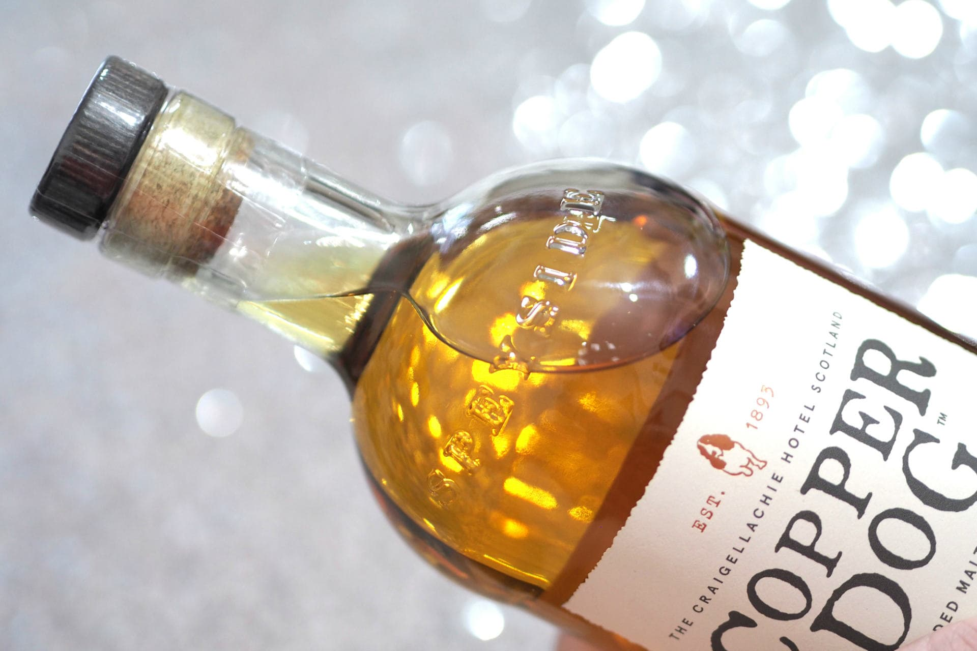 Festive Food, Treats and Drinks Guide 2019 - Copper Dog Whisky