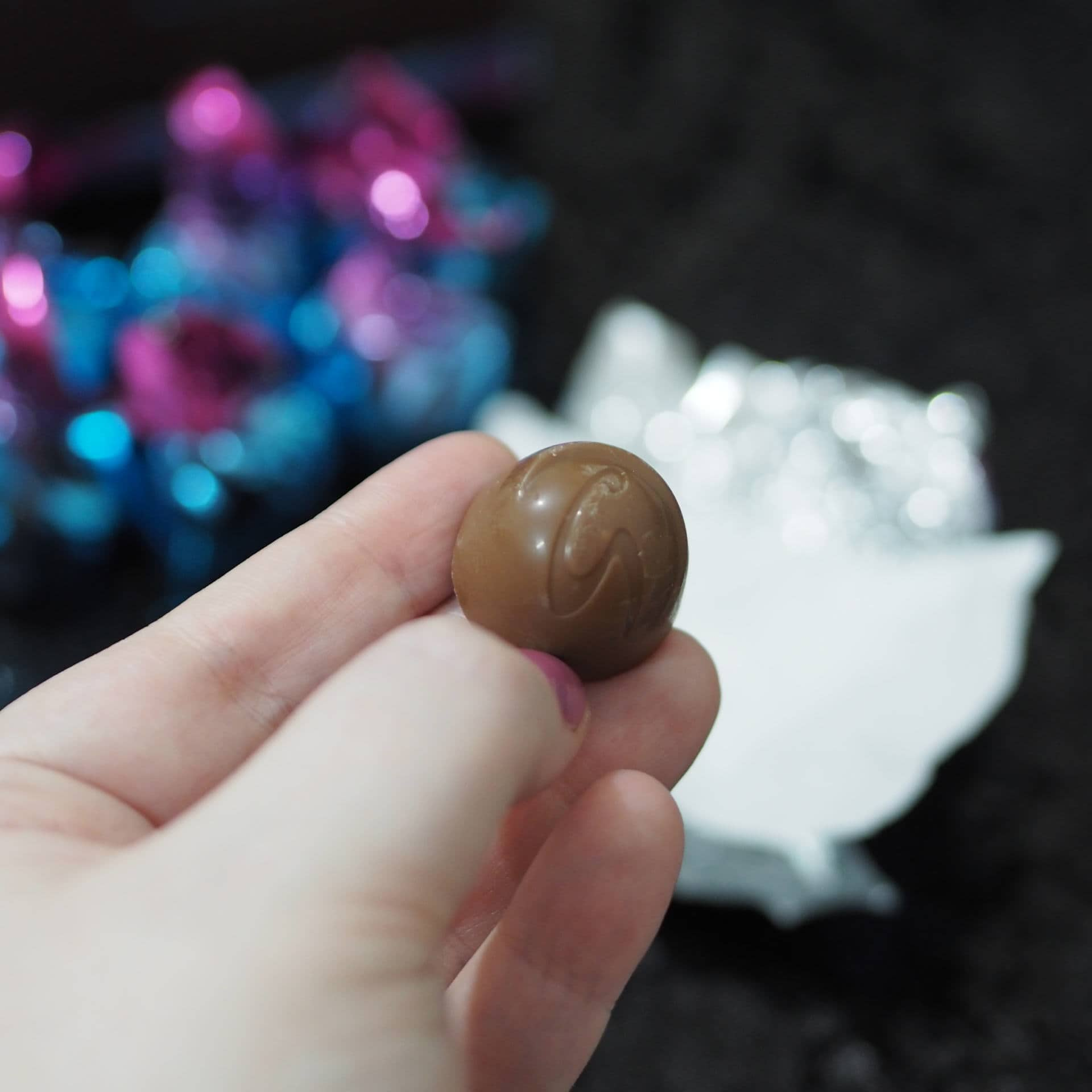 Festive Food, Treats and Drinks Guide 2019 - Galaxy Truffles