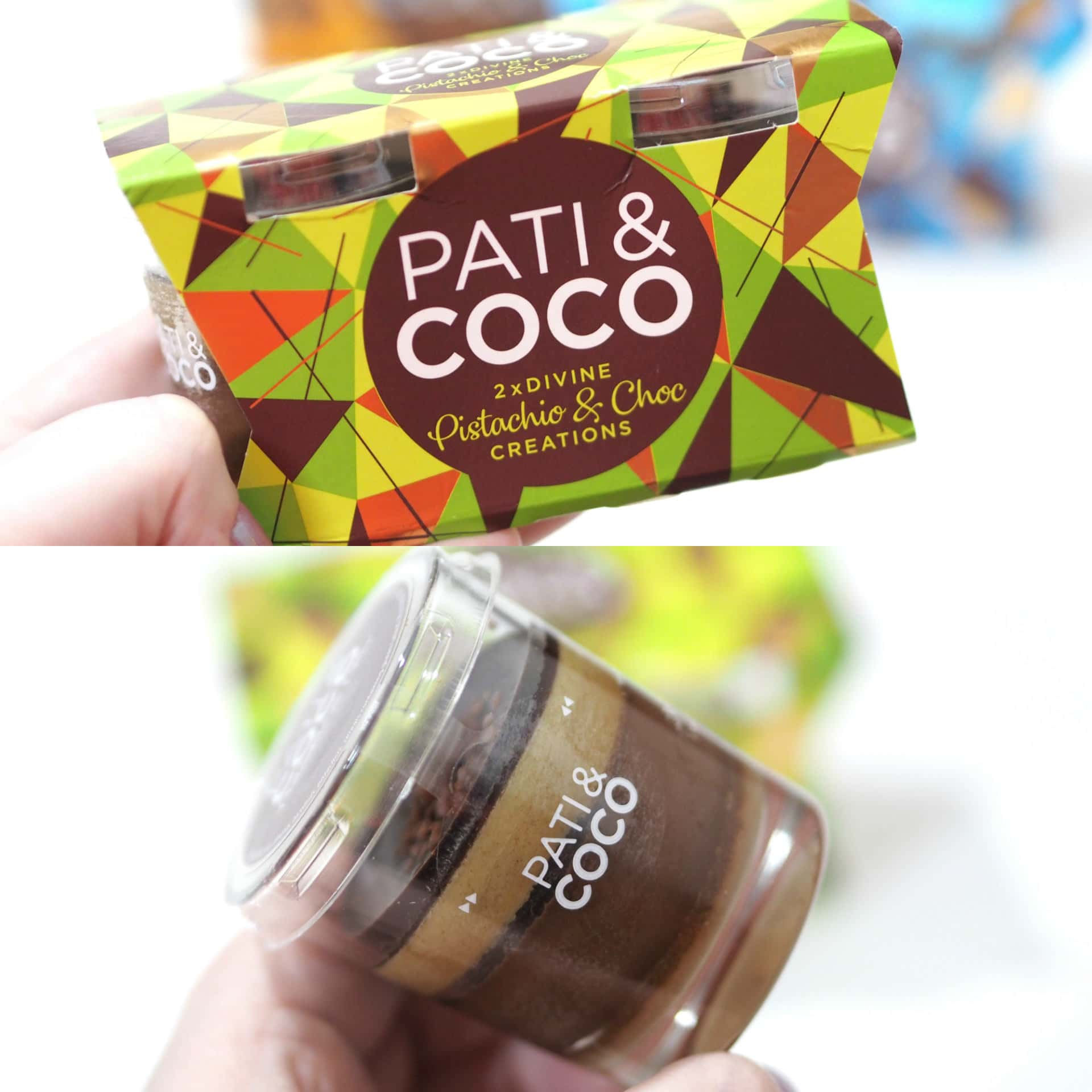 Festive Food, Treats and Drinks Guide 2019 - Pati & Coco Divine Chocolate Creations