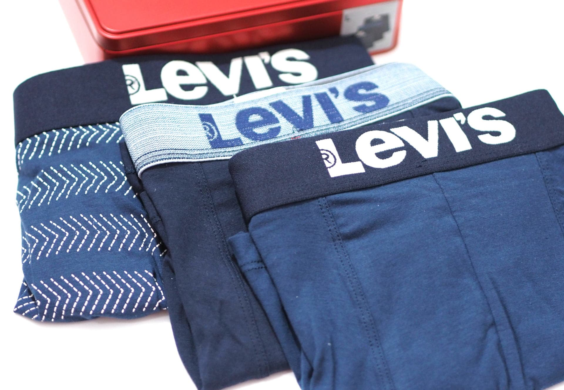 Valentine's Day Gift Guide 2020 - Levis Trunks Gift Set - Mainline Menswear