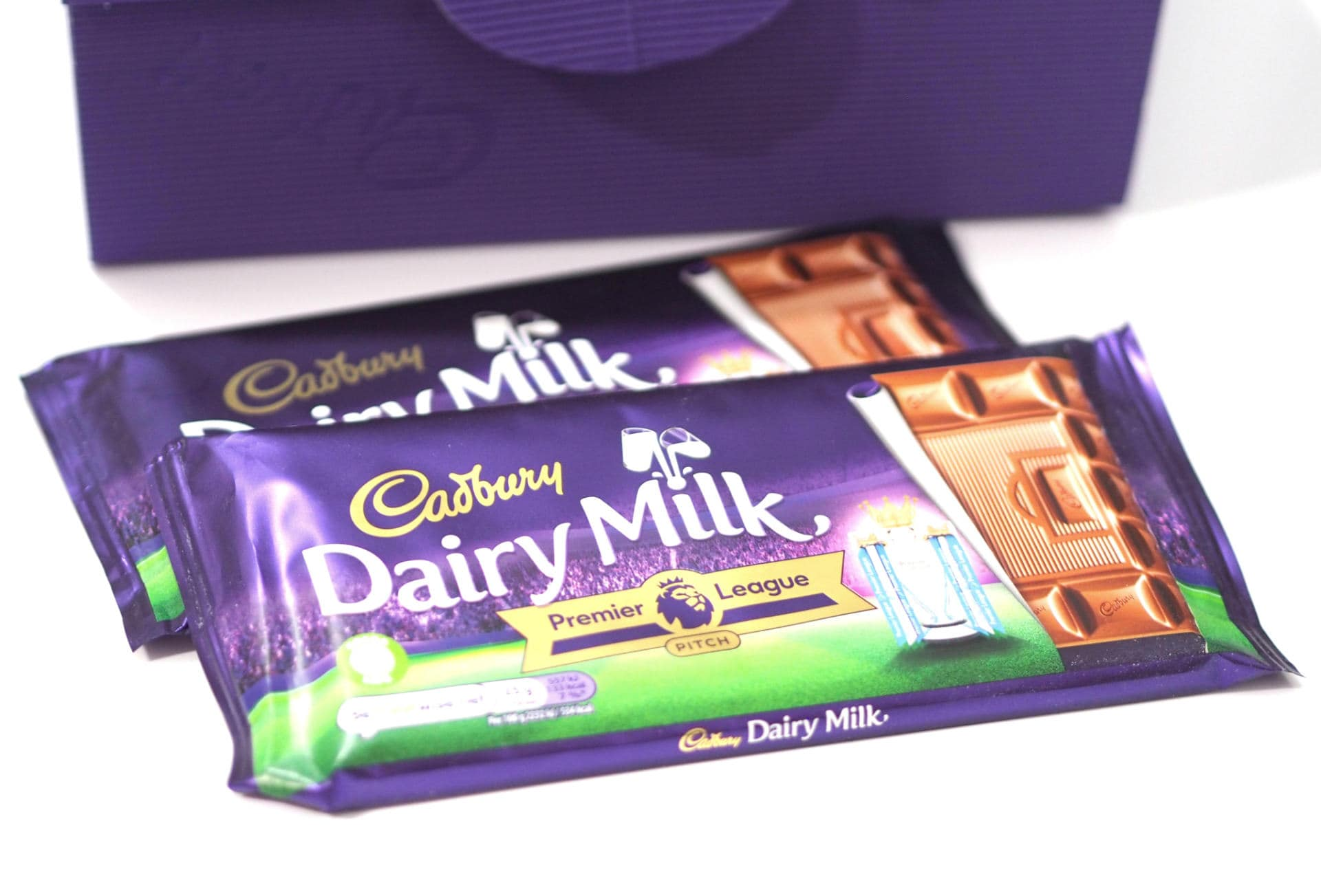 Cadbury Chocolate Football Gift Set