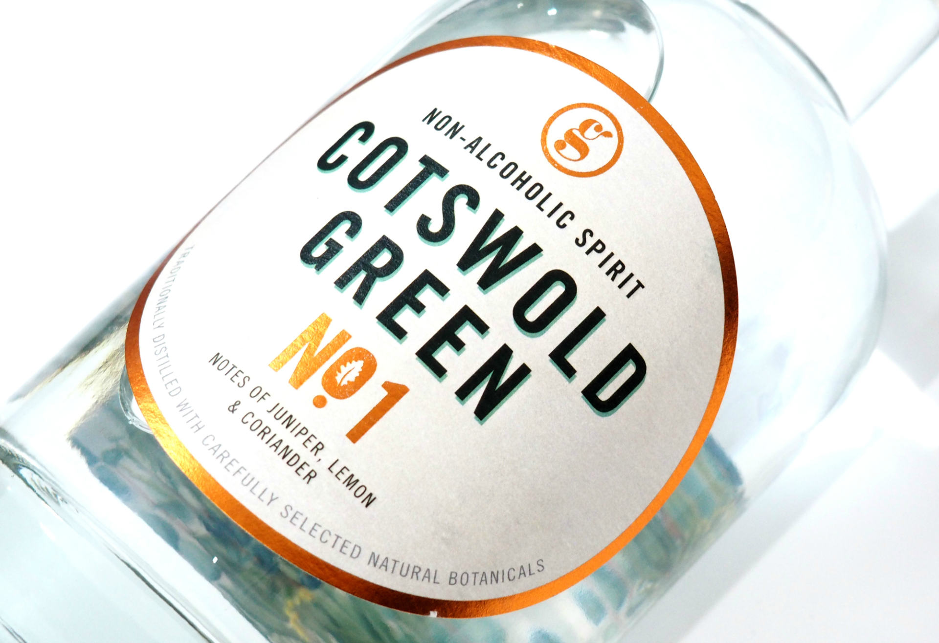Cotswold Green Non-Alcoholic Spirit