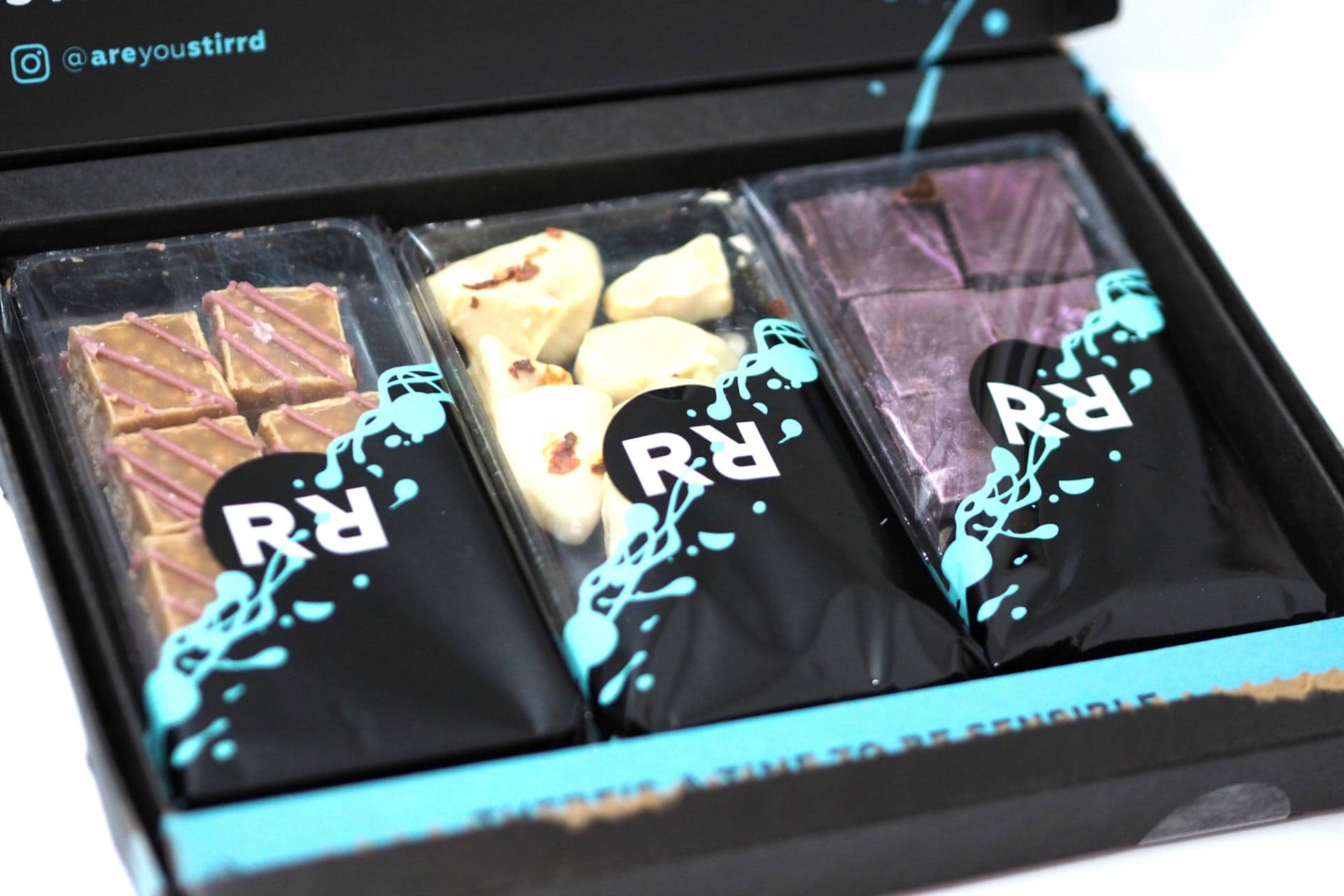 Stirrd Handmade Fudge Subscription Box