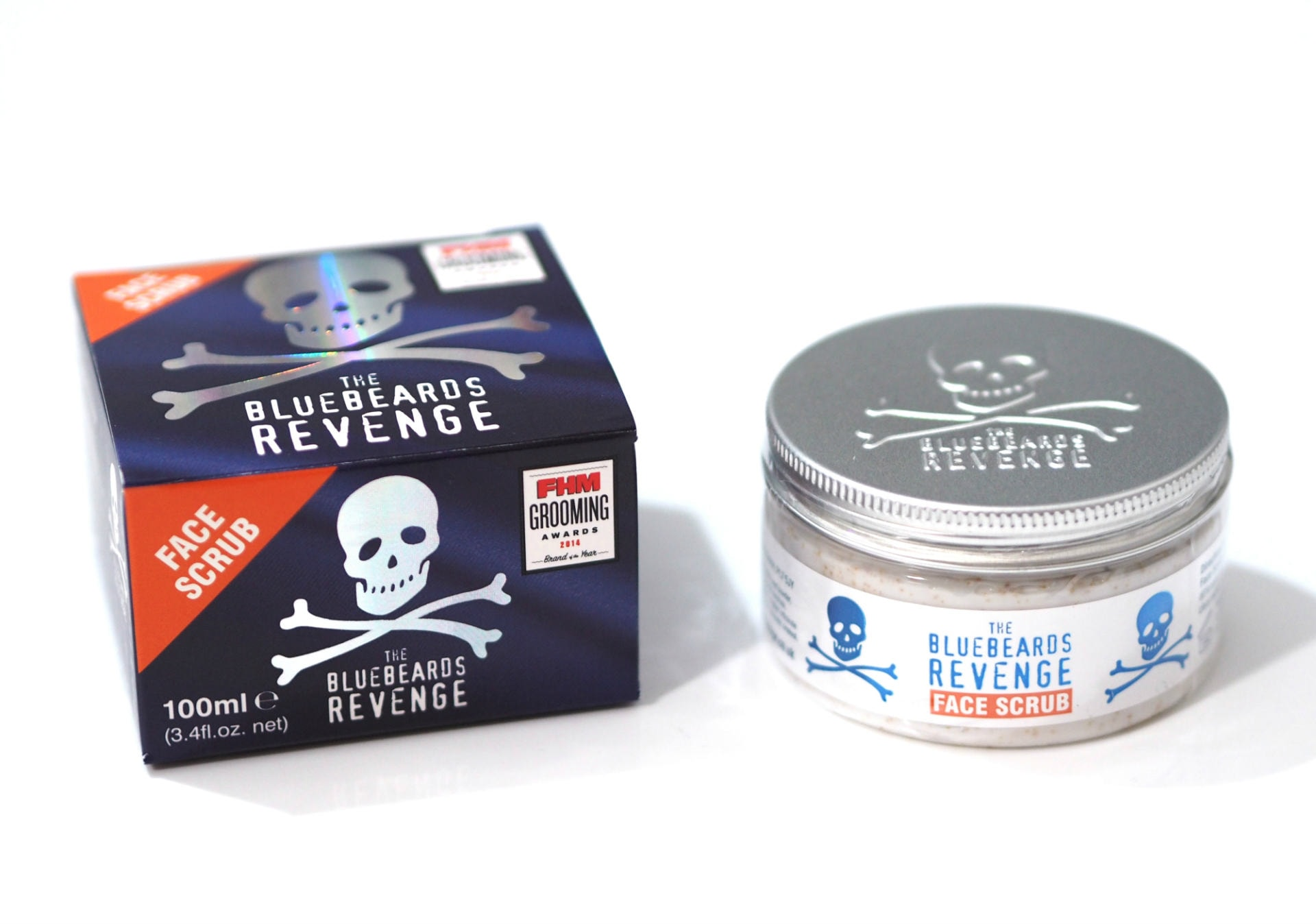 The Bluebeard's Revenge Designer Stubble Kit