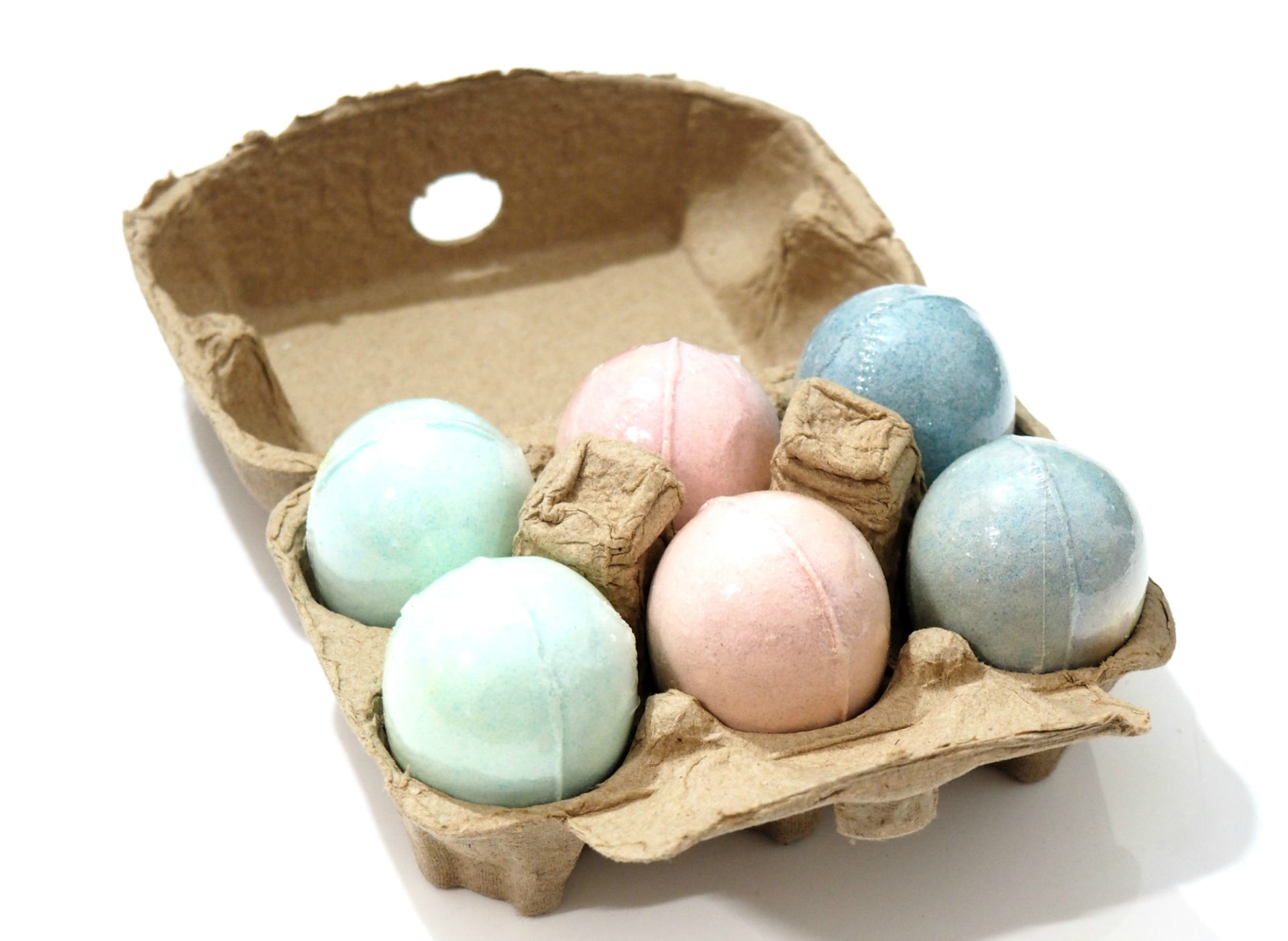 Mad Beauty Egg Shaped Bath Bombs