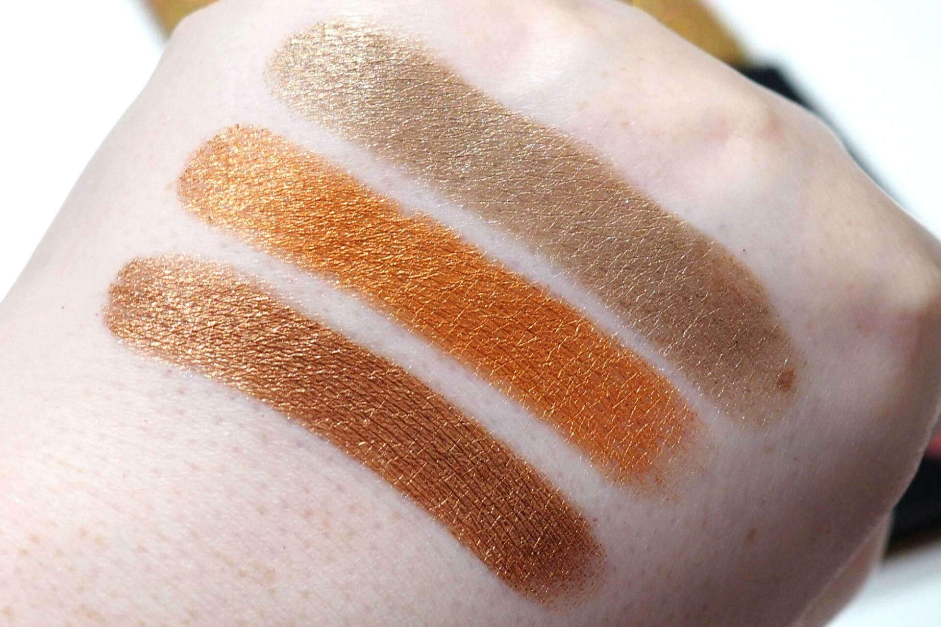 Revolution Sparkle Up Euphoric Foil Eyeshadow Palette Review Swatches