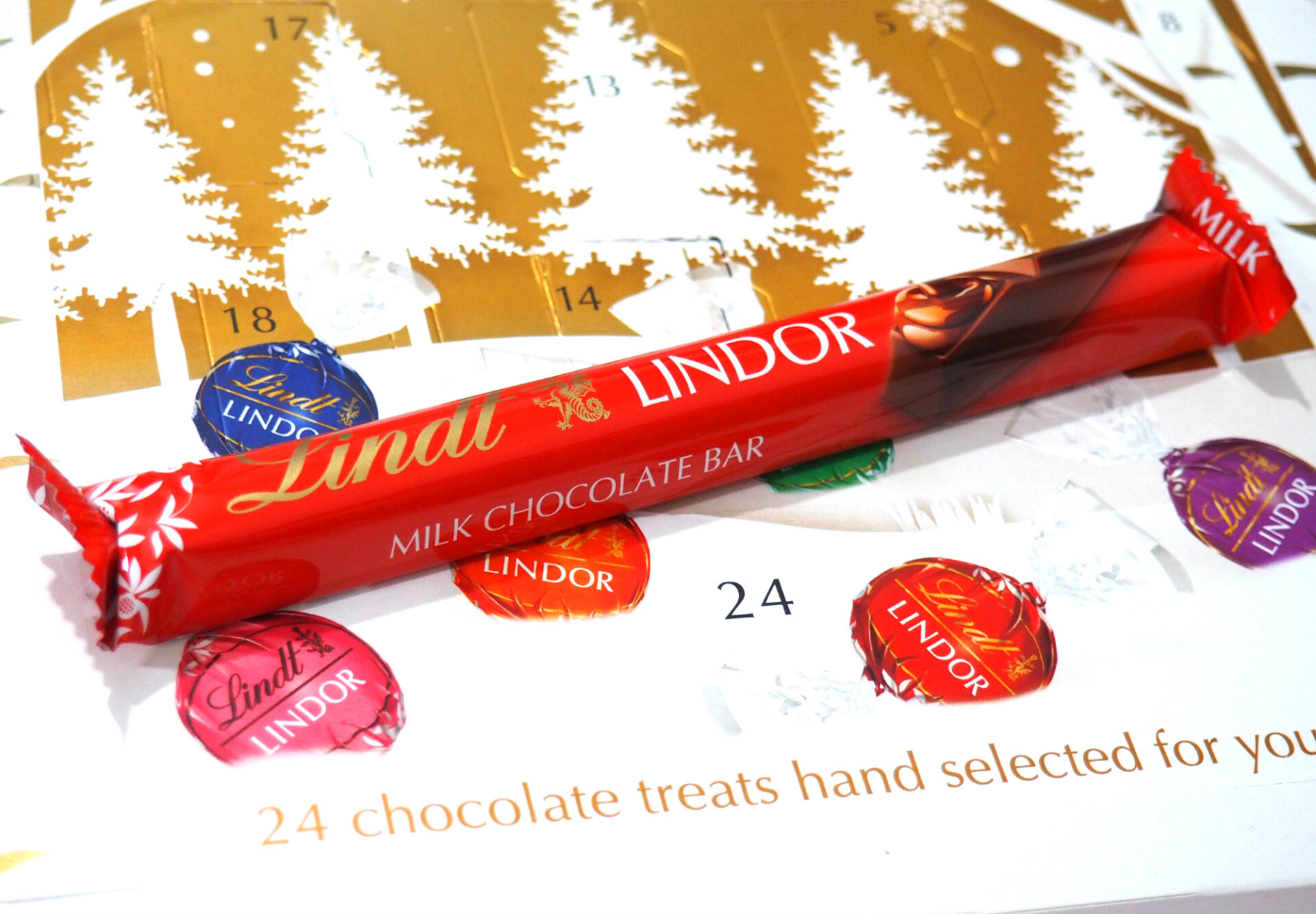 Lindt Christmas Collection 2020