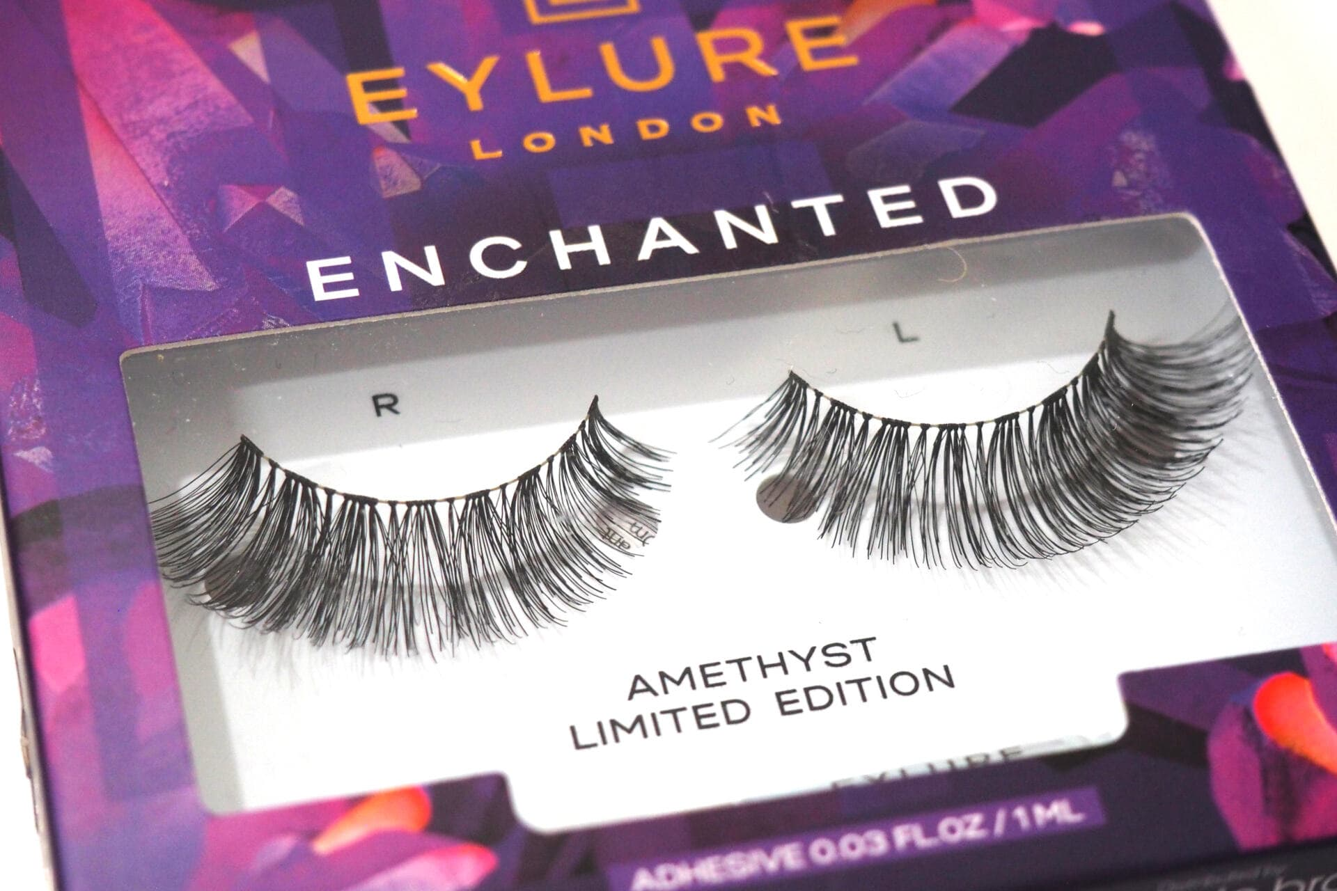 Eylure Enchanted Crystal False Lash Collection