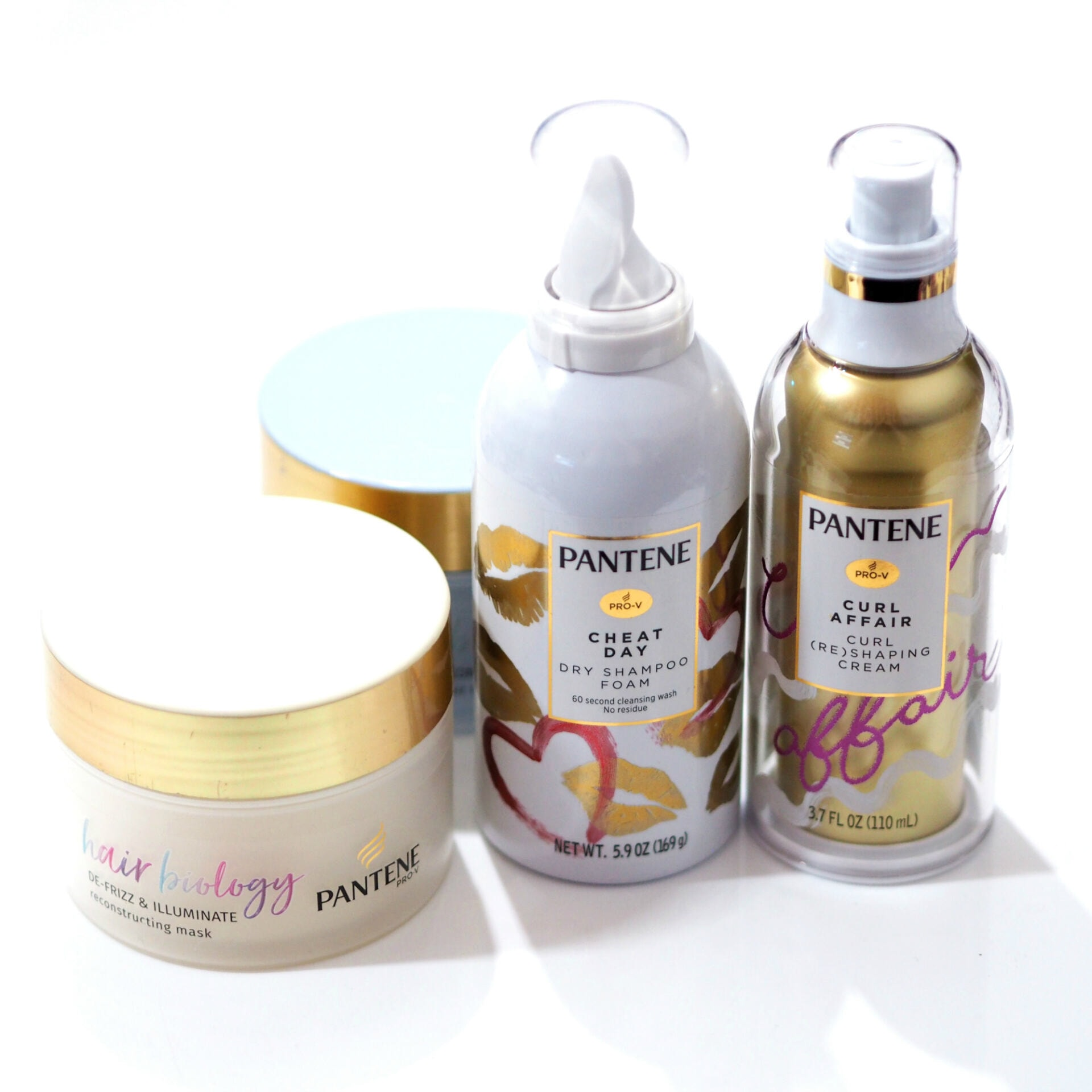 Pantene Haircare New Additions