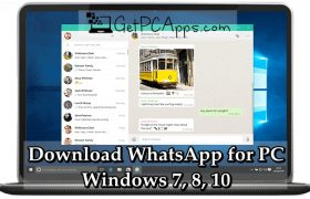 Download WhatsApp Installer Setup for Windows 7, 8, 10