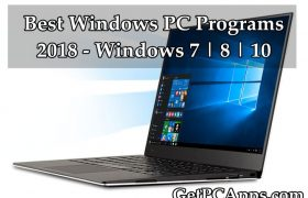 Best PC Programs Software for Windows 7 | 8 | 10 in 2018