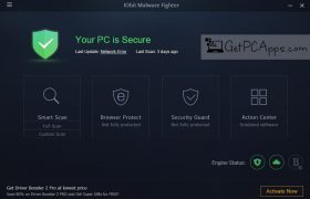 iObit Malware Fighter 6 Ransomeware Removal Setup for Windows 7 | 8 | 10