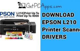 EPSON L210 Printer & Scanner Drivers Download for Windows 7, 8, 10