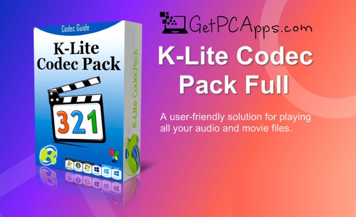 K Lite Codec Pack Full 15 4 6 Download Windows 10 8 7 Get Pc Apps