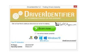Driver Identifier Program Offline Installer Setup for Windows 7, 8, 10