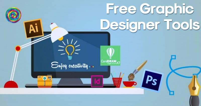 Top 10 Best Graphic Design Software Tools 2020 Windows 10 Pc Get Pc Apps