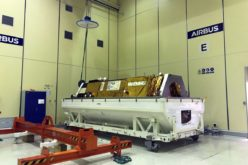PAZ Satellite Starts its Journey to Space