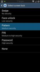 Set-Pattern-Lock-in-your-device