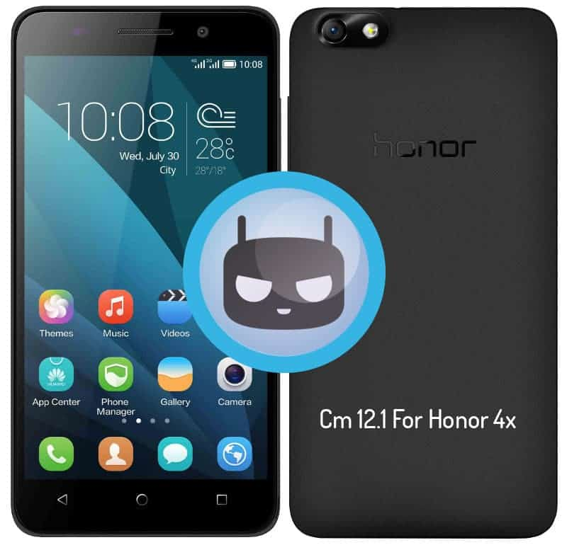 Lollipop for Honor 4X
